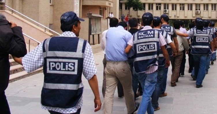 Son dakika: FETÖ'nün askeri yapılanmasına operasyon: 39 gözaltı