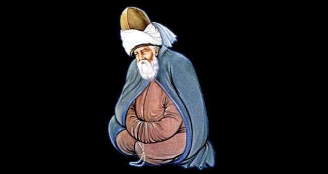 Mevlana Celaleddin Rumi'den sözler