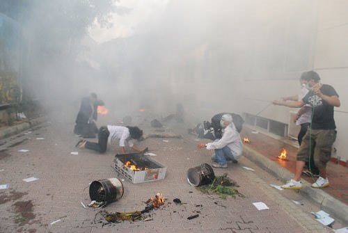 Bomba sahnesi 'Unutulmaz' oldu
