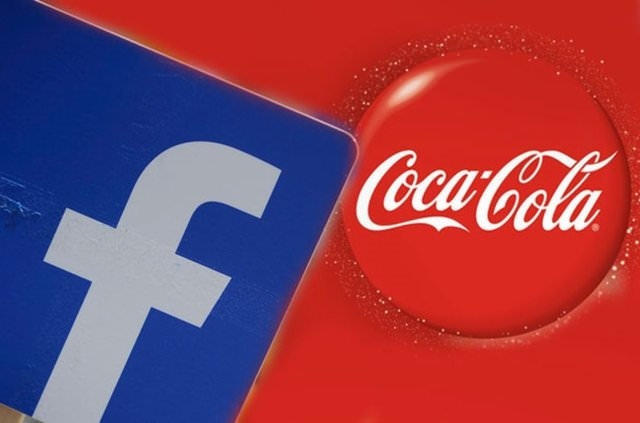 Coca Cola Logoso Neden Kırmızı Facebook Neden Mavi Galeri