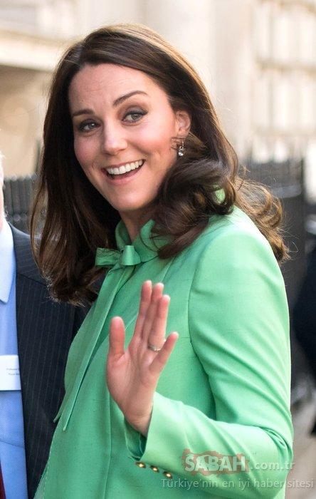 Kate Middleton'ın bu sırrı şaşırtıyor!