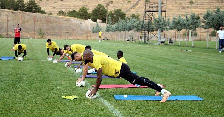 Yeni Malatyaspor Trabzonspor'a hazırlanıyor