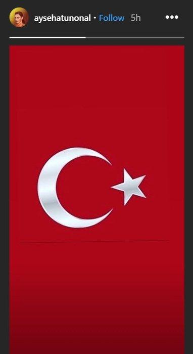 Türkiye İdlib şehitlerine ağlıyor! Ünlü isimler İdlib'te verdiğimiz şehitler için duydukları acıyı sosyal medya paylaşımlarıyla dile getirdi...
