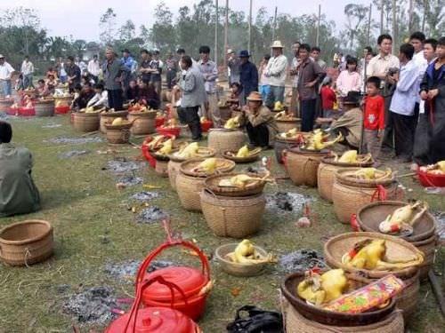 Çin'de yapılan inanılmaz festival