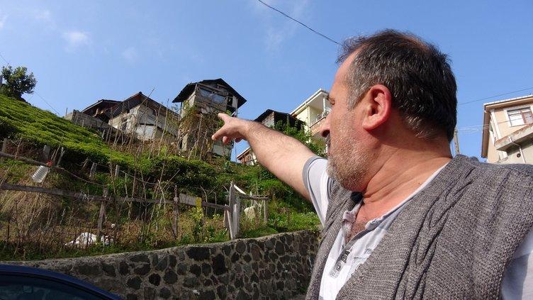 Görüntüler Türkiye'de çekildi! Havada esrarengiz olay