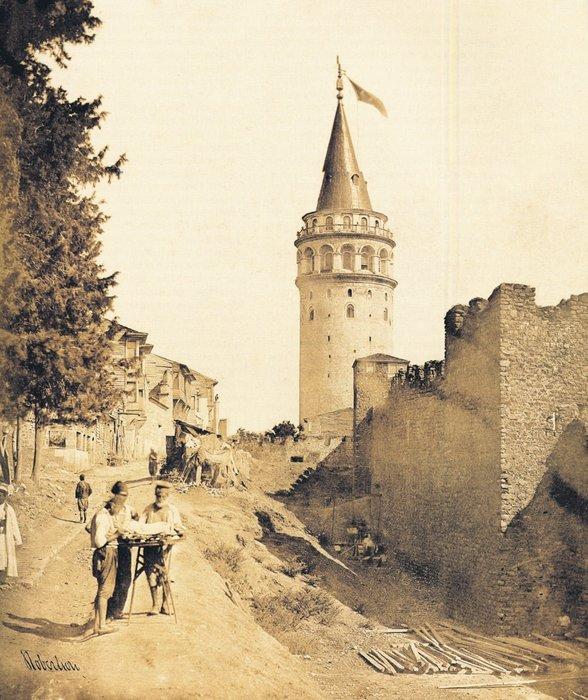 James Robertson'un İstanbul fotoğrafları