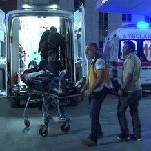 Sivas'ta taşlı sopalı kavga: 9 yaralı