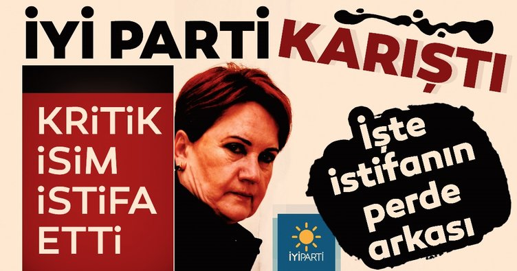 Ümit Özdağ, İYİ Parti Genel Başkan Yardımcılığından istifa etti