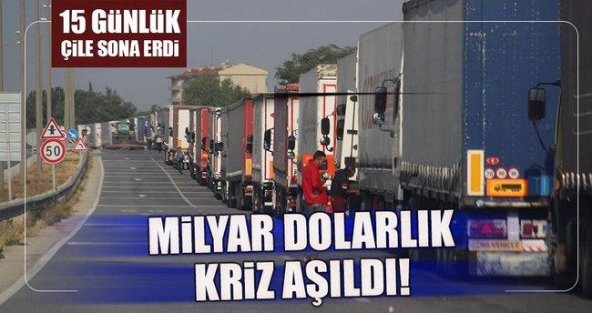 Özbekistan krizi aşıldı!