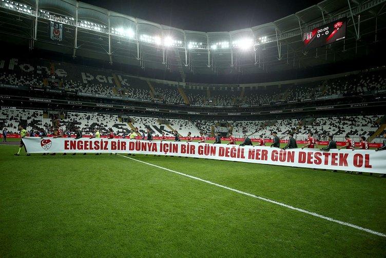 Beşiktaş - 24Erzincanspor maçına Erdoğan Kaya damgası