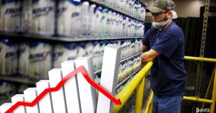 ABD'de üretici fiyatları haziranda beklenin aksine düşüş gösterdi