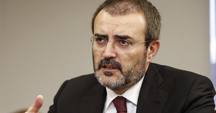 Ak Parti Sözcüsü Mahir Ünal'dan son dakika kongre açıklaması