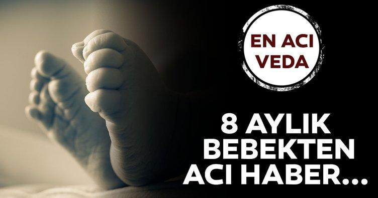 Son dakika! Yatağında ölü bulundu… 8 aylık bebekten kahreden haber!