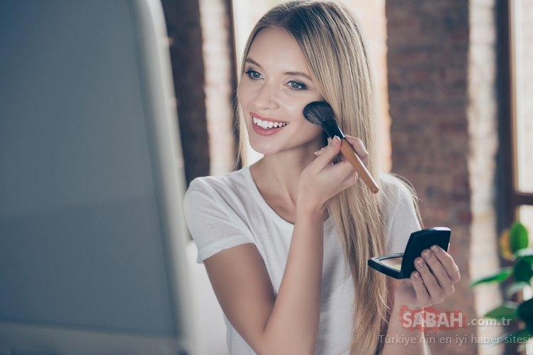 Açık tenli kadınlar için güzellik teknikleri