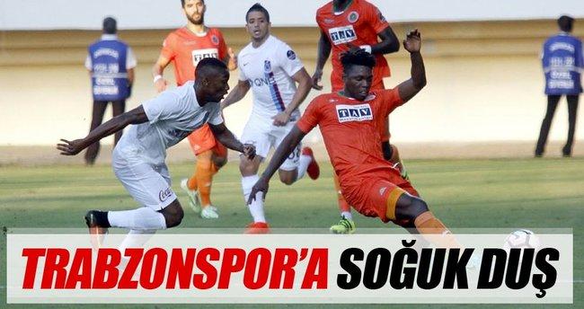 Alanyaspor – Trabzonspor maç sonucu