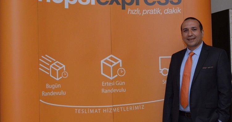 Hepsiexpress'den e-ticaret müşterilerinin hayatını kolaylaştıran akıllı çözümler
