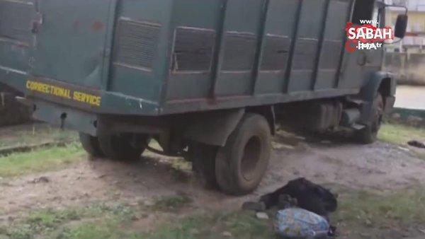 Nijerya'da cezaevi saldırısında firar eden mahkumlar aranıyor | Video