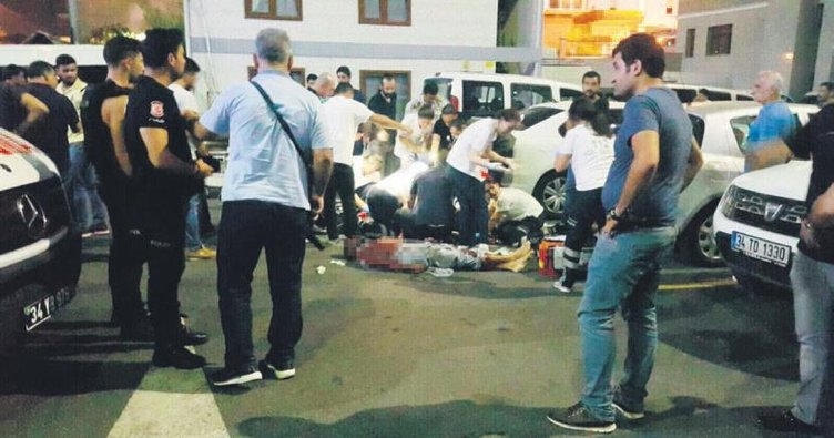 Polisi emniyette şehit eden DEAŞ'lı öldürüldü