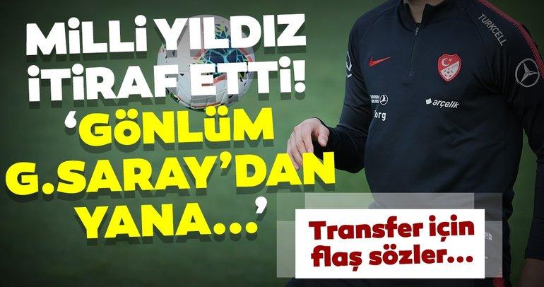 Hakan Çalhanoğlu'ndan Galatasaray ve transfer itirafı!