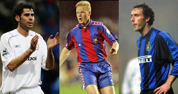 Futbol tarihinin en golcü defans oyuncuları!
