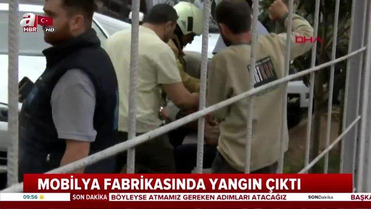 İstanbul Sancaktepe'de yangın