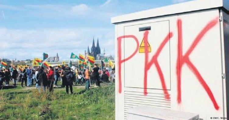 Almanya'da sözde PKK yöneticisine hapis cezası