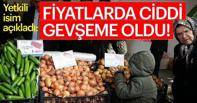 Tarım Kredi Genel Müdürü Fahrettin Poyraz: Fiyatlarda ciddi gevşeme oldu