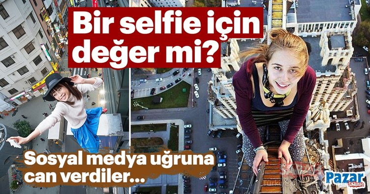 Bir selfie için değer mi?