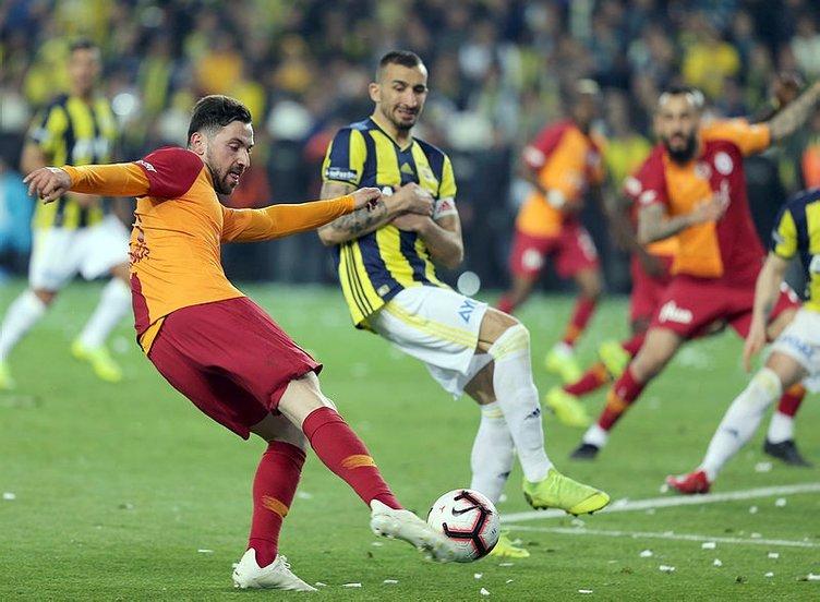 Galatasaray'da Sinan Gümüş kadro dışı