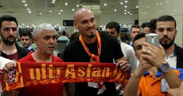 Galatasaray Hava Yolları!