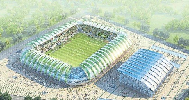 Akhisar Stadı için imzalar atıldı