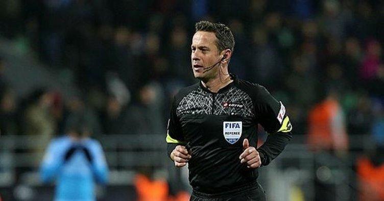 UEFA Avrupa Ligi'nde Milan-Sparta Prag Halis Özkahya yönetecek