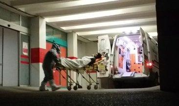 Son dakika haberi:Sultangazi Haseki Hastanesi'nde bulaşıcı hastalık karantinası
