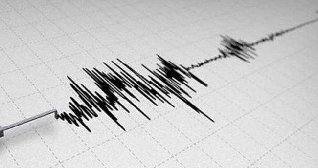 Manisa'da deprem meydana geldi