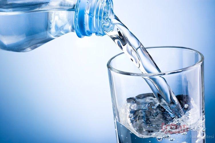 Maden suyunun faydaları nelerdir? İşte günde 1 bardak maden suyu içmenin şaşırtıcı faydaları