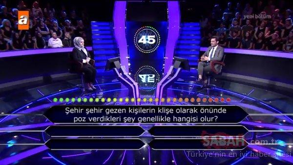 Kim Milyoner Olmak İster 774. bölüm soru ve cevapları!