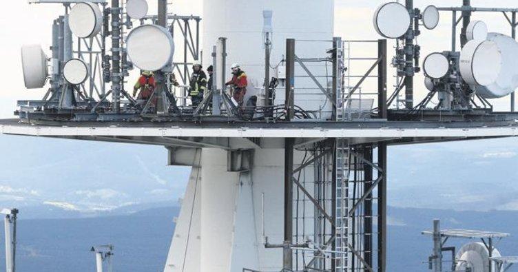 İşçi 123 metre yükseklikte öldü