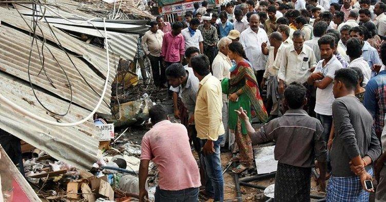 Katliam gibi kazalar: 40 ölü