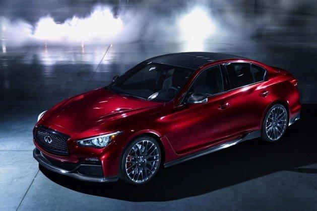 Nissan Infiniti'nin yeni modeli