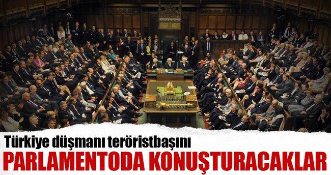 Salih Müslim İngiliz parlamentosunda
