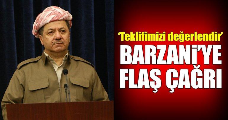 Suudi Arabistan'dan Barzani'ye flaş çağrı!
