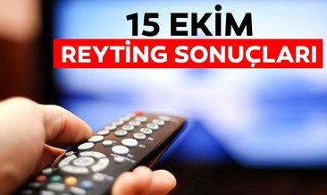 Reyting sonuçları açıklandı mı? 15 Ekim reyting sıralaması EDHO, Kalk Gidelim kim birinci oldu?