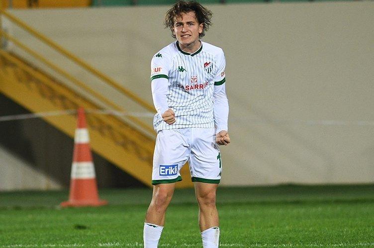 Bursasporlu Ali Akman ve Batuhan Kör'den transfer açıklaması!