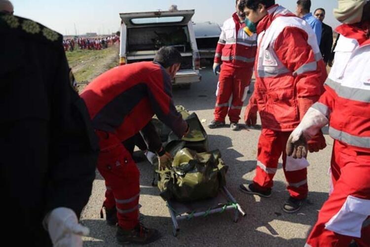 Son dakika! Ukrayna uçağını İran füzesi mi düşürdü? İşte şoke eden iddianın görüntüleri...