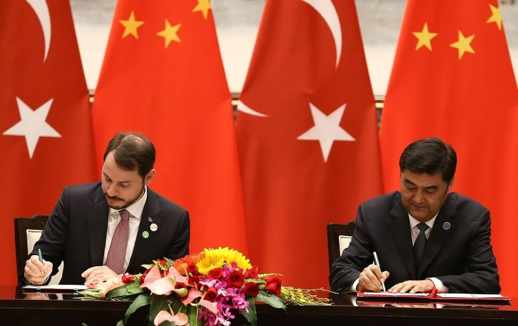 Çin Türkiye ilişkilerinde yeni dönem