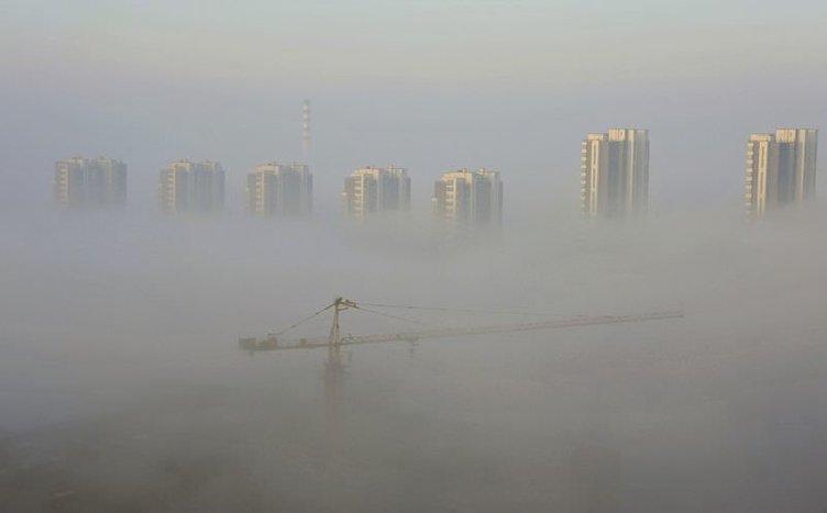 Dünyadan sıcak fotoğraflar