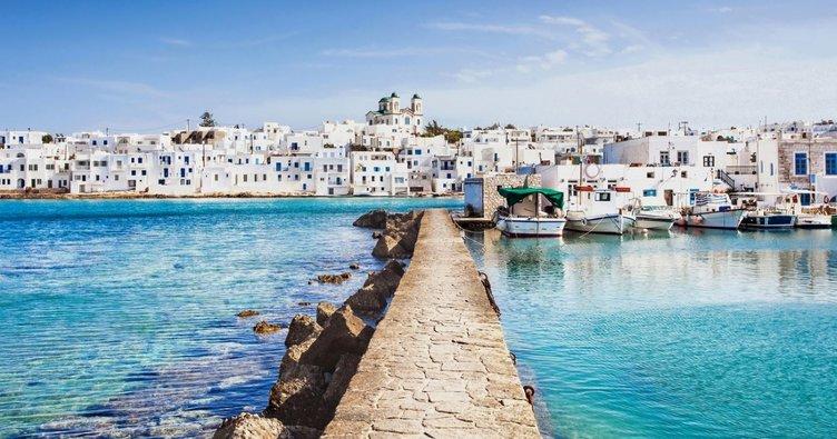 Paros! Avrupa'nın en iyi adası...