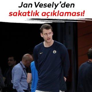 Jan Vesely: Kendimi iyi hissediyorum