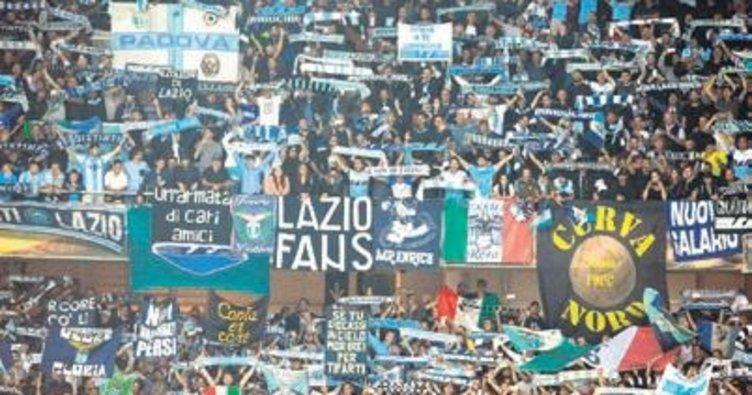 Lazio taraftar gruplarından skandal karar
