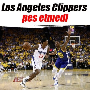 Los Angeles Clippers pes etmedi